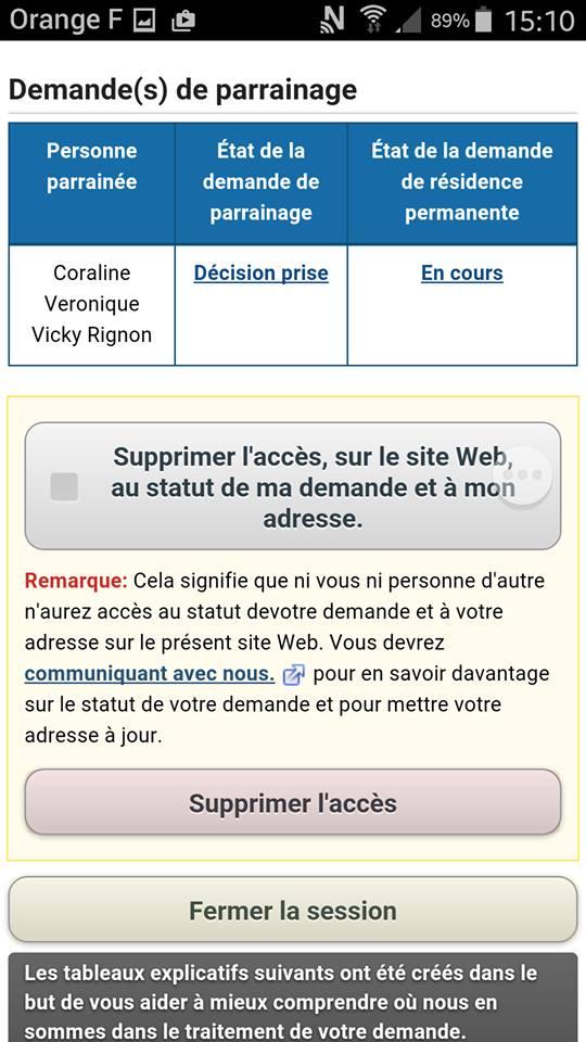 Poste canada changement d 39 adresse for La poste changement adresse definitif