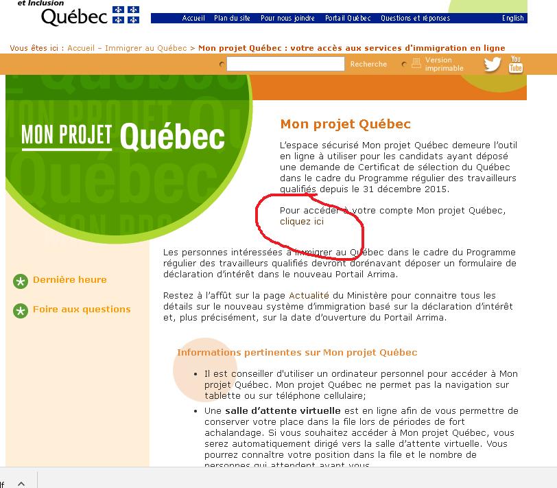Mon projet Québec   Vos expériences - Page 1451 - Québec - Immigrer.com 596206d33d9d