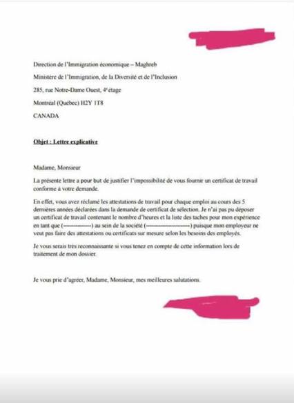 Arrima Les Candidats A La Declaration D Interet Pour Le Quebec
